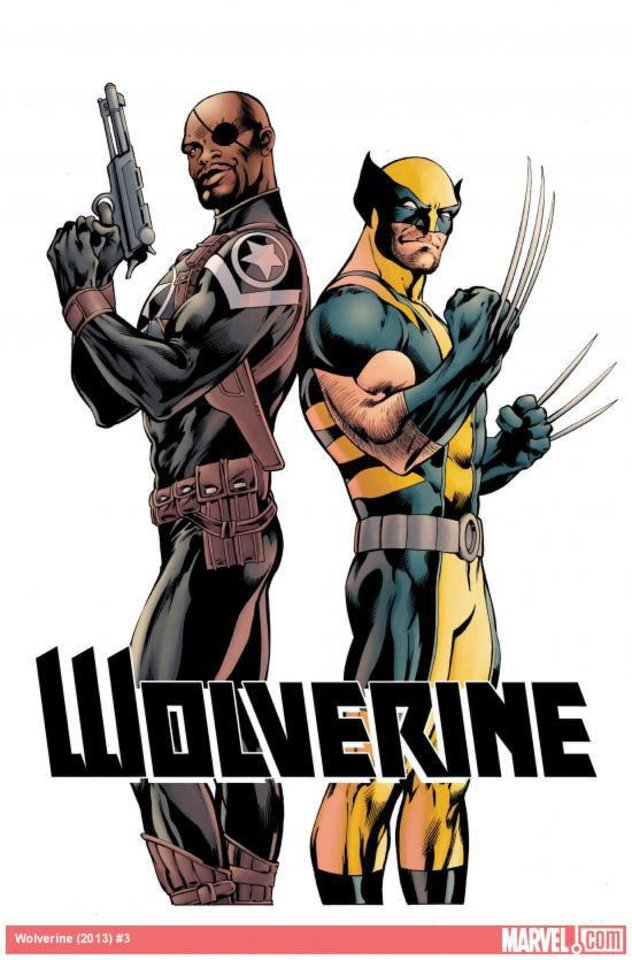 "The cover for the third issue of the Marvel NOW! ""Wolverine"" title, drawn by Alan Davis.  Marvel Comics. <strong></strong>"
