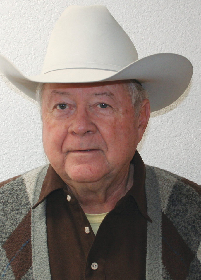 Photo -  Jim Odle will be inducted into the Hall of Great Westerners. [Photo provided by the National Cowboy & Western Heritage Museum]
