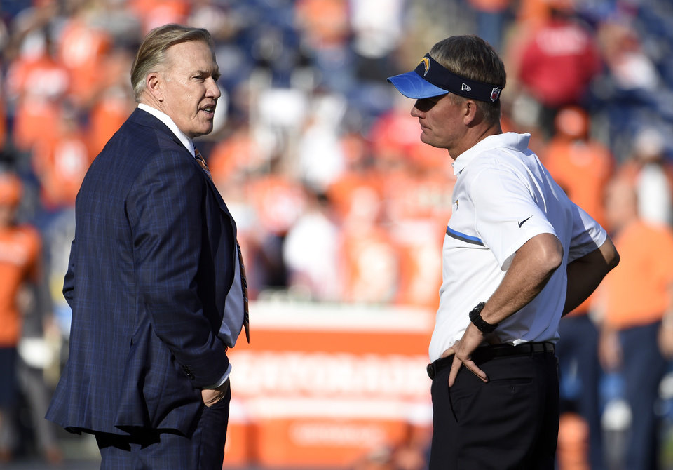 Thursday Night Football Broncos Vs Chargers