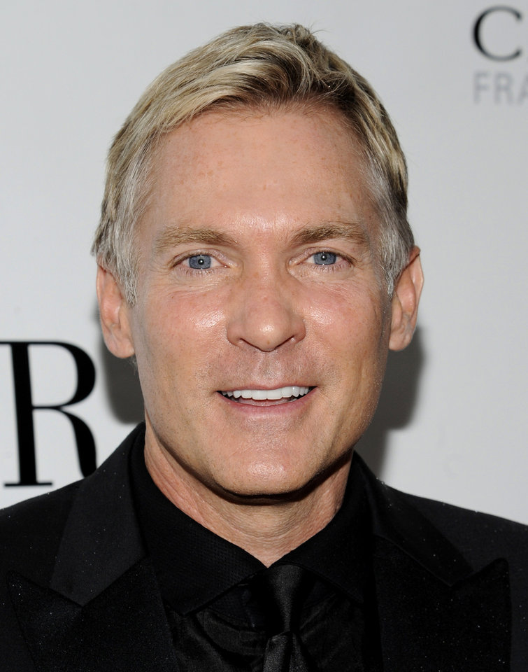 "FILE - This May 21, 2012 file photo shows weatherman Sam Champion from ""Good Morning America"" attending the FiFi Fragrance Awards at Alice Tully Hall in New York. ABC News says Champion and his boyfriend, Rubem Robierb, are engaged to be married later this year. Champion tweeted Friday that he's �never been happier� to share a bit of personal news. Champion and Robierb met through mutual friends in Miami, where Robierb lives, according to ABC. Born in Brazil, Robierb is a fine-arts photographer who shows his work in Miami, Atlanta, Santa Monica and New York. (AP Photo/Evan Agostini, file)"