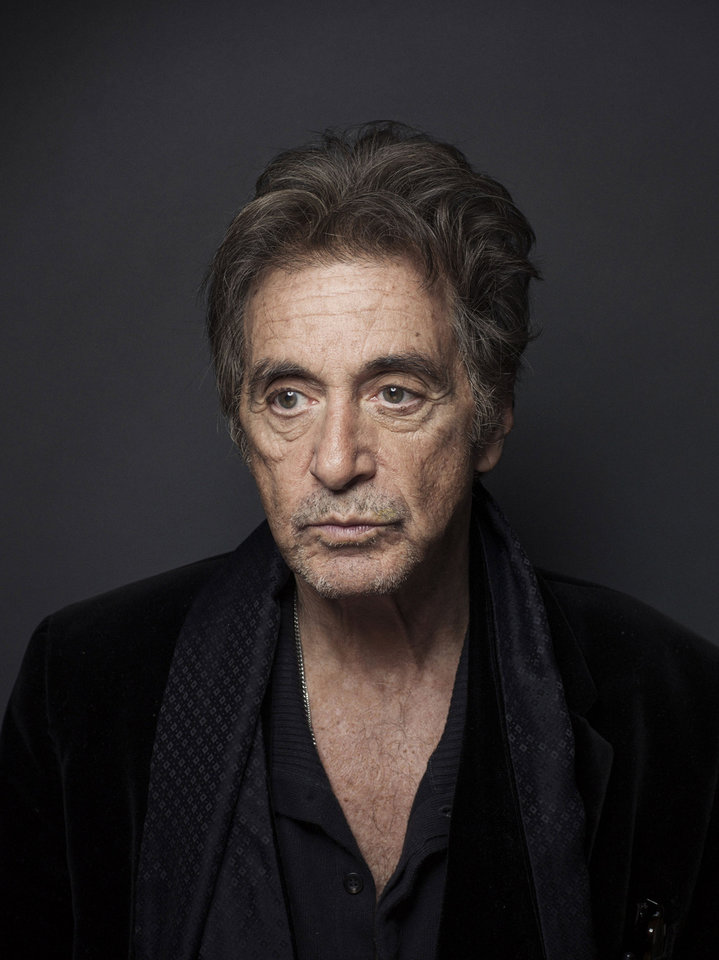 Photo - This Dec. 7, 2012 photo shows Al Pacino in New York. Pacino stars in the new film,