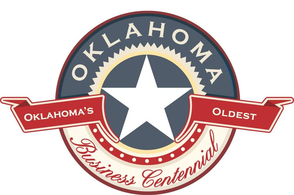 Photo - LOGO / GRAPHIC: Oklahoma's Oldest Business Centennial