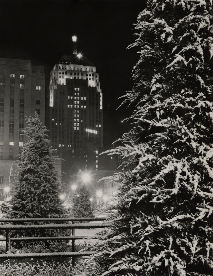 EARLY OKLAHOMA CITY CHRISTMAS