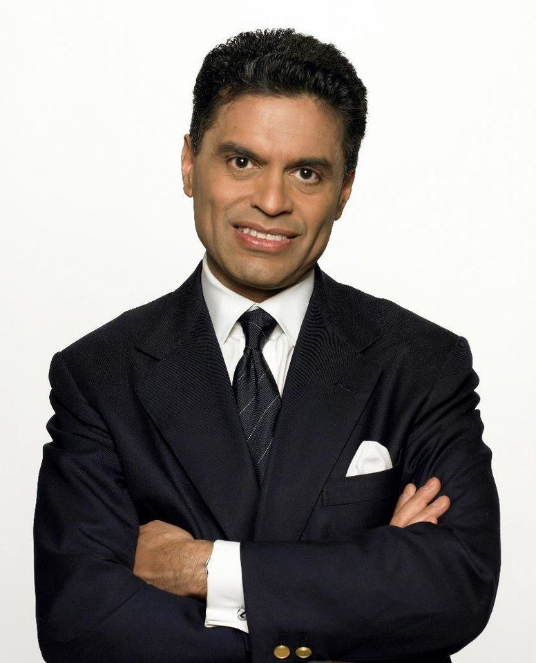 Photo - Fareed Zakaria, political commentator and the editor of all Newsweek international editions.    ORG XMIT: 0904141605384700