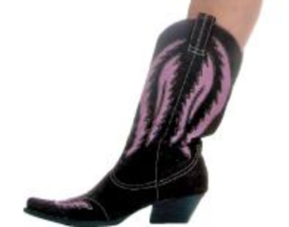 Photo - COWBOY BOOT CUTOUT