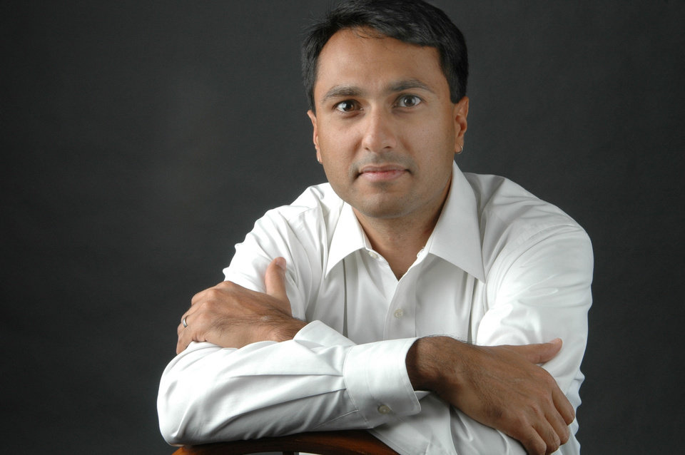 Photo - Eboo Patel, author of