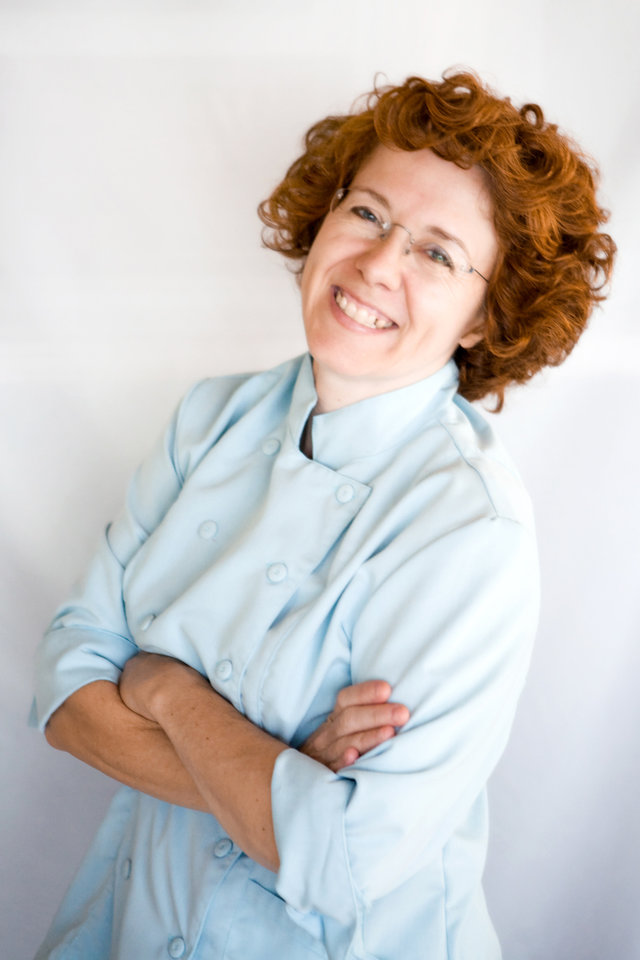 "Robin Asbell is the author of ""Sweet and Easy Vegan Treats Made with Whole Grains and Natural Sweeteners,"" (Chronicle Books, Fall 2012). (MCT)"