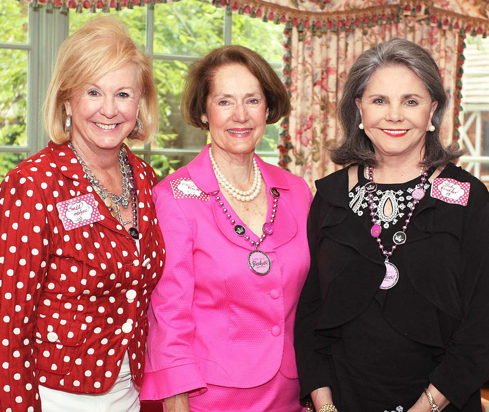 Photo - Linda Rodgers, Marilyn Meade, Shirley Kirschner.