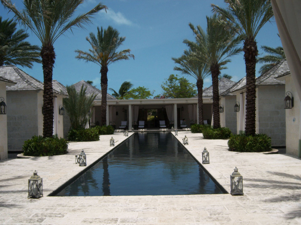 Photo -  Visitors to the spa at Regent Palms in Turks and Caicos enjoy their treatments in a serene environment. Photo courtesy of Adriana Gardella.