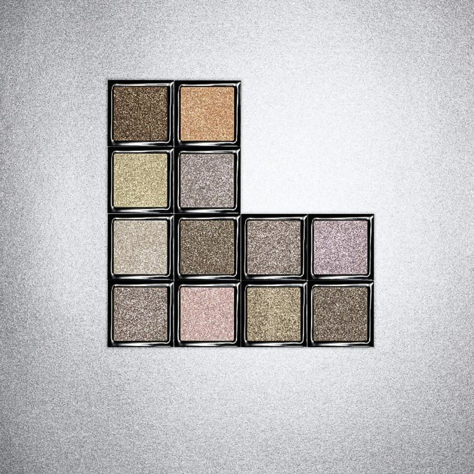 Bobbi Brown Sparkle eye shadow collection.