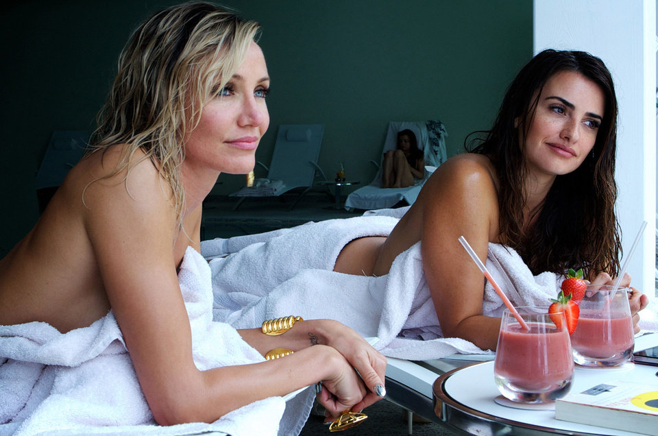 Photo - Cameron Diaz and Penelope Cruz star in