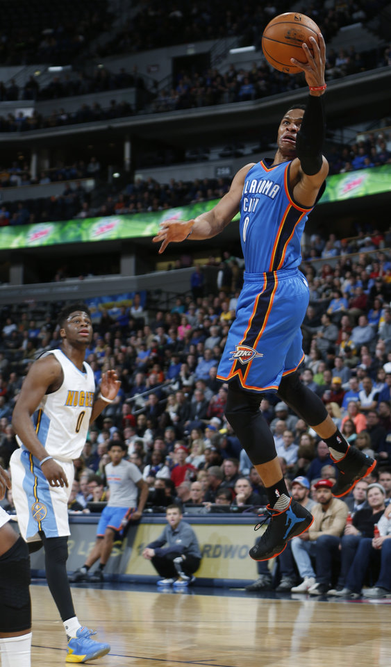 russell westbrook stunningly left - photo #27