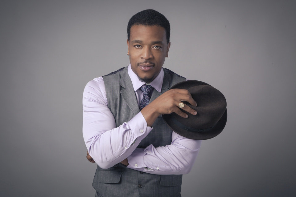 Russell Hornsby - Photo by Bobby Quillard