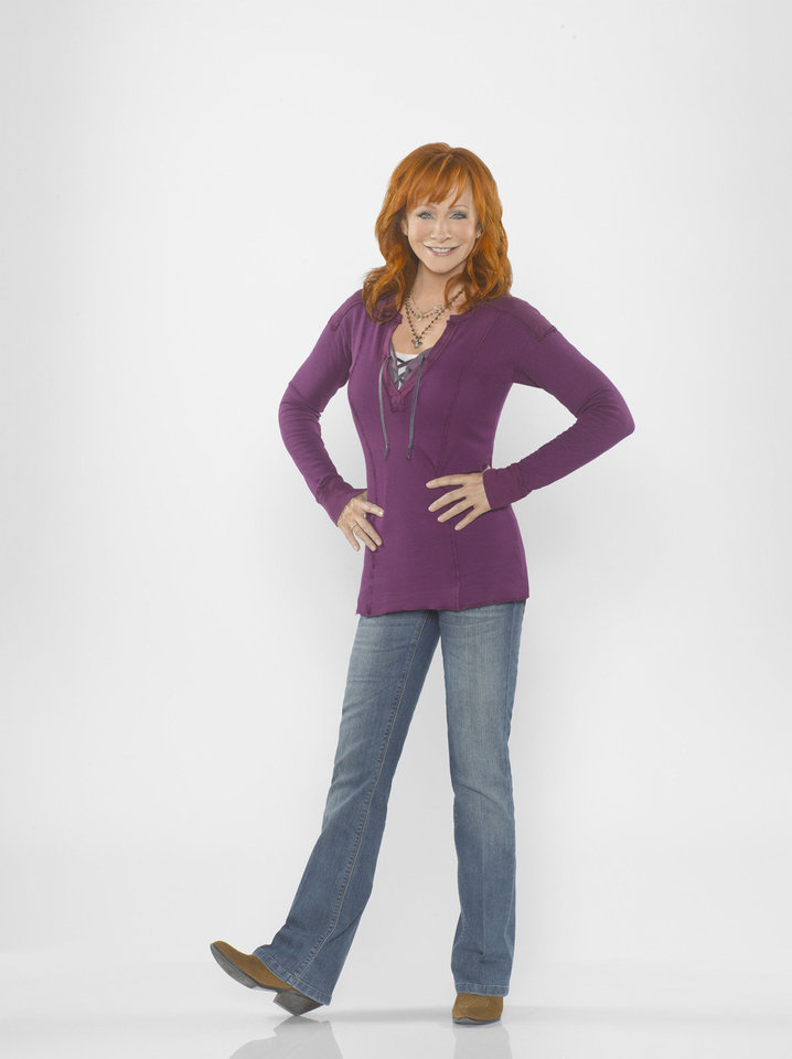 Photo - Entertainment superstar and Oklahoma native Reba McEntire returns to series television with the sitcom