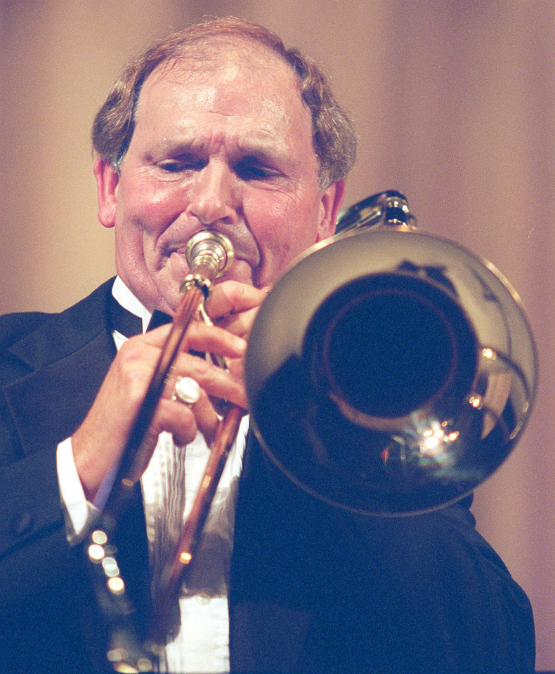 Right: OU professor Irvin L. Wagner will present a faculty recital at 8 p.m. Tuesday in Norman.  PHOTO PROVIDED