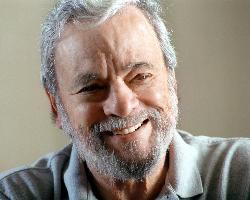 Photo - This image released by HBO shows Stephen Sondheim from