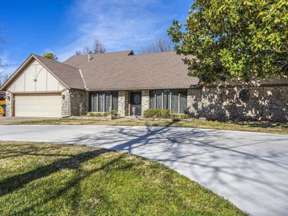 Photo -  The Listing of the Week is at 3805 NW 44. [PHOTO PROVIDED]