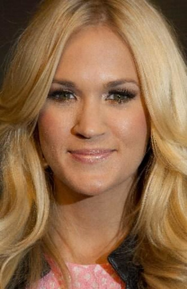 Carrie Underwood (AP file)