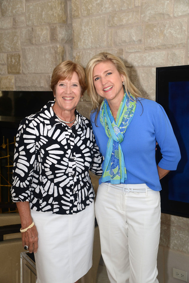 Photo - Suzanne Spradling, Valerie McPhail. PHOTO BY DAVID FAYTINGER, FOR THE OKLAHOMAN