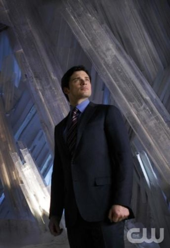 """Photo -  """"Prophecy"""" -- Tom Welling as Clark Kent in SMALLVILLE, on The CW Network.  Photo: David Gray/The CW  ©2011 The CW Network, LLC. All Rights Reserved."""