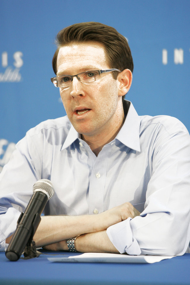 Thunder general manager Sam Presti likely won't make any blockbuster moves this season.