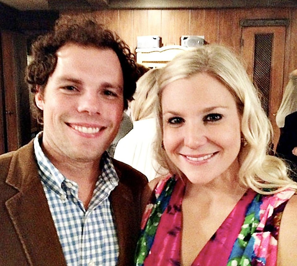 Photo - Adam Rainbolt and Whitney Ward. PHOTO PROVIDED