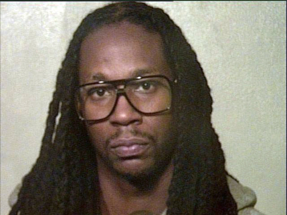 Photo - Tauheed Epps, better known as the rapper 2 Chainz, and 10 other men were arrested in Oklahoma City last month after they refused to leave a tour bus after a traffic stop.