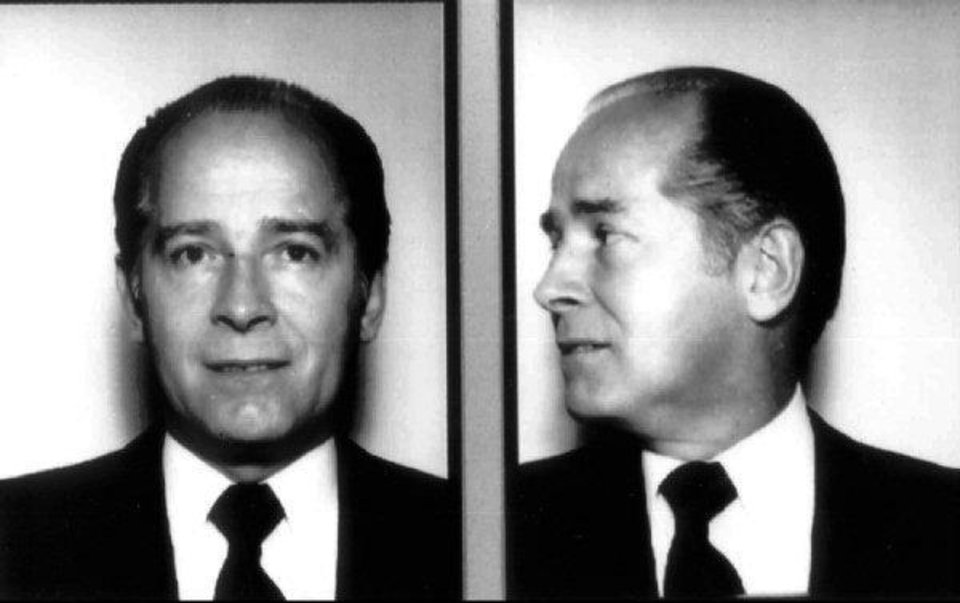 "FILE -  In these 1984 file photos originally released by the FBI, New England organized crime figure James ""Whitey"" Bulger is shown.  Bulger, a notorious Boston gangster on the FBI's ""Ten Most Wanted"" list for his alleged role in 19 murders, has been captured near Los Angeles after living on the run for 16 years, authorities said Wednesday June 22, 2011. (AP Photo/Federal Bureau of Investigation, File) ORG XMIT: NY111"