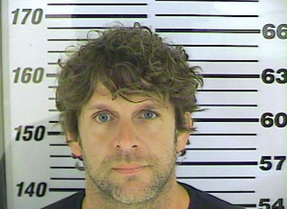 Photo - In this undated photo released by the Chatham County (Ga.) Sheriff's office, Billy Currington poses for a photo. Currington, 39, may have videotaped himself chasing a 70-year-old tour boat captain along a coastal Georgia creek and threatening to