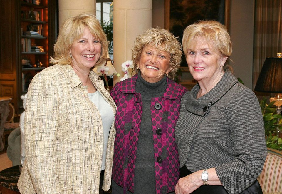 Susan Turpen, Donna Nigh and Jeremee Cloud. - PHOTO BY DAVID FAYTINGER, FOR THE OKLAHOMAN