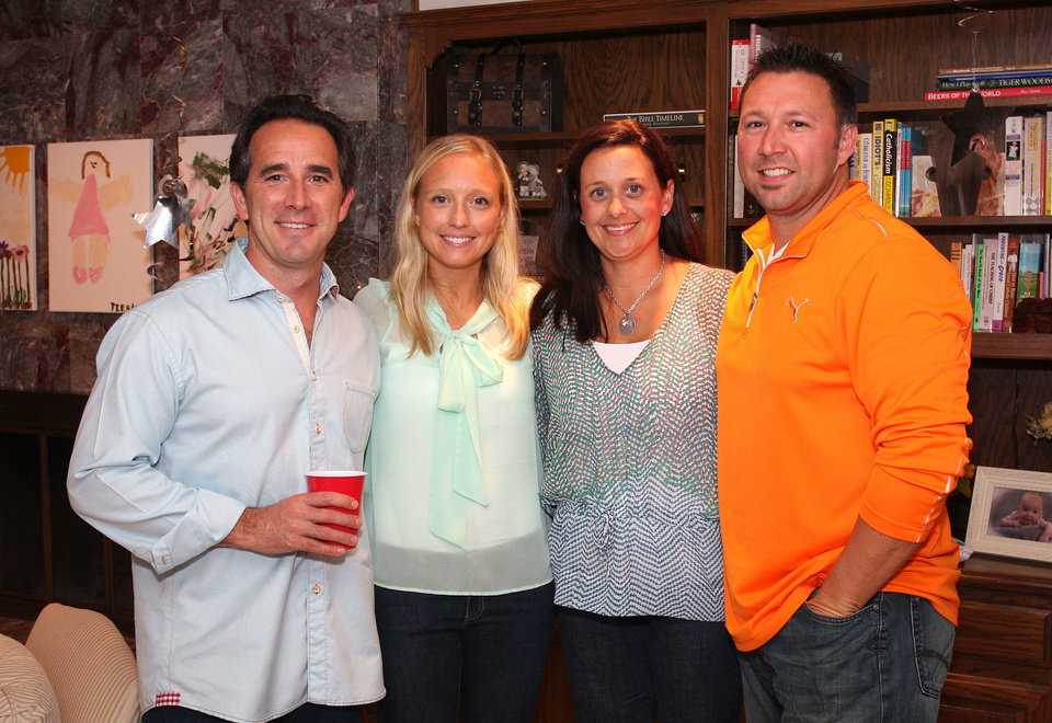 Dave Lopez, Stacy Fagan, Dena and Shayne Vigil.