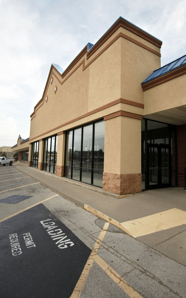 Sunflower/Sprouts Farmers Market's absorption of the former Hobby Lobby space on W Main Street in Norman leaves the Moore-Norman area with no empty big-box spaces, according to brokers with CB Richard Ellis-Oklahoma. Photo by STEVE SISNEY, THE OKLAHOMAN