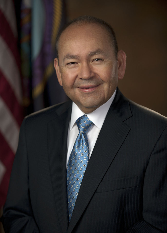Photo - Bill Anoatubby Chickasaw Nation  governor
