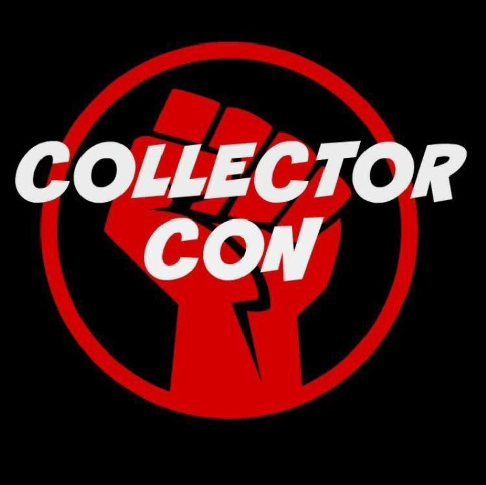 Photo -  The Collector Con logo [Photo provided]
