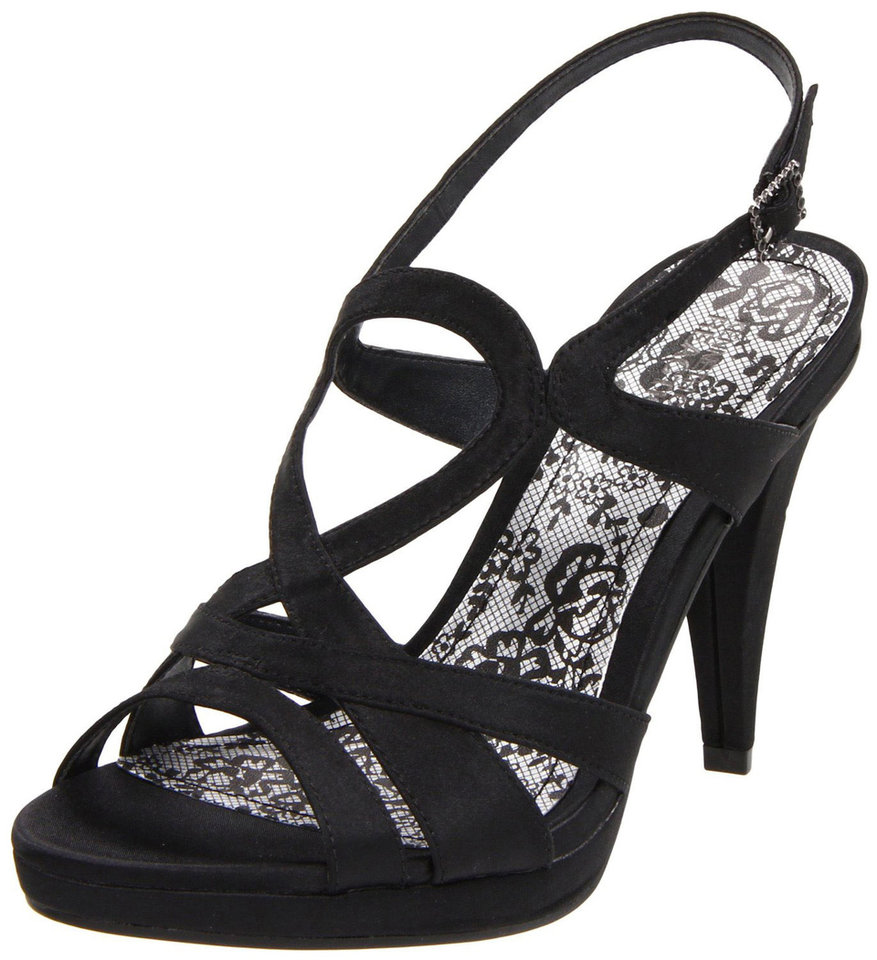 For a similar look of Portia de Rossi worn at the Choice Teen Awards, try these Kenneth Cole Reaction rise guy slingback sandal, $68.87. (Courtesy Endless.com via Los Angeles Times/MCT)