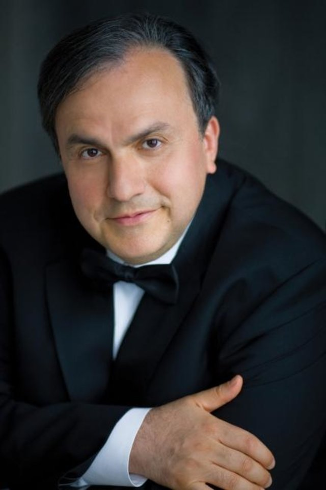 Photo -  Pianist Yefim Bronfman will perform at Tulsa Symphony Orchestra's season opener Saturday at ONEOK Field. [Photo provided]
