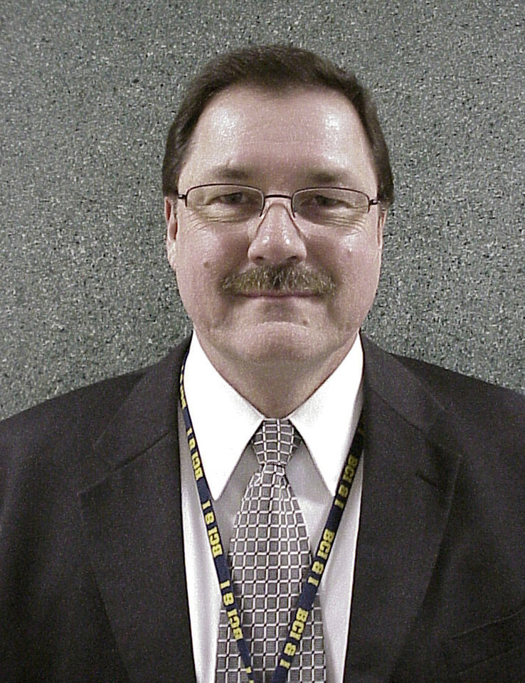 This undated photo released by the Ohio Attorney General's Office shows Ronald Dye. Dye, the director of Ohio's state crime lab, died while scuba diving in Florida, authorities said Thursday Jan. 24, 2013. The cause of death wasn't immediately clear, and an autopsy was scheduled. (AP Photo/Ohio Attorney Generals Office)