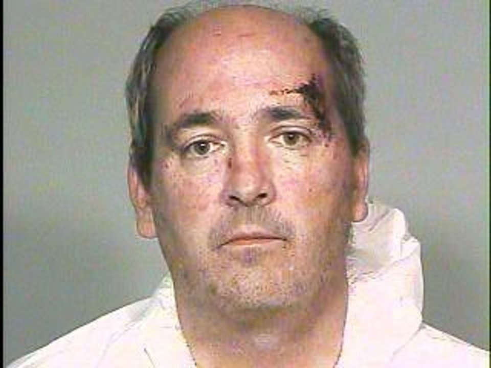Photo - Dr. Stephen P. Wolf The 51-year-old is being held without bail in the Oklahoma County jail.