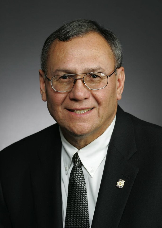 Photo - Rep. Chuck Hoskin, D-Vinita