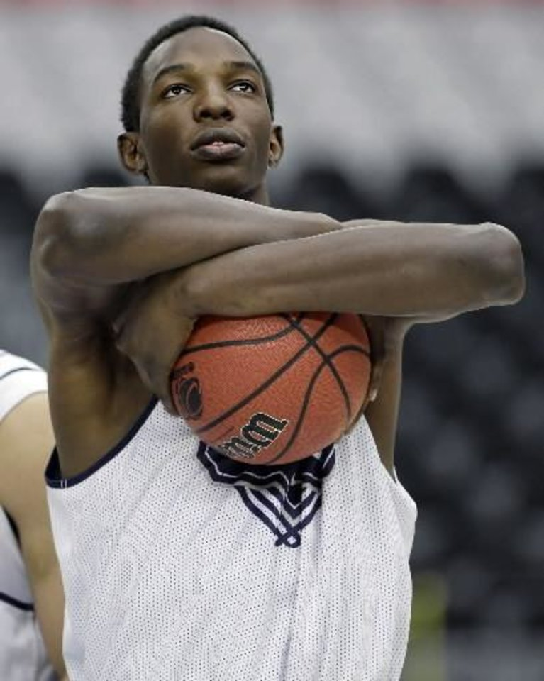 Hasheem Thabeet - AP Photo