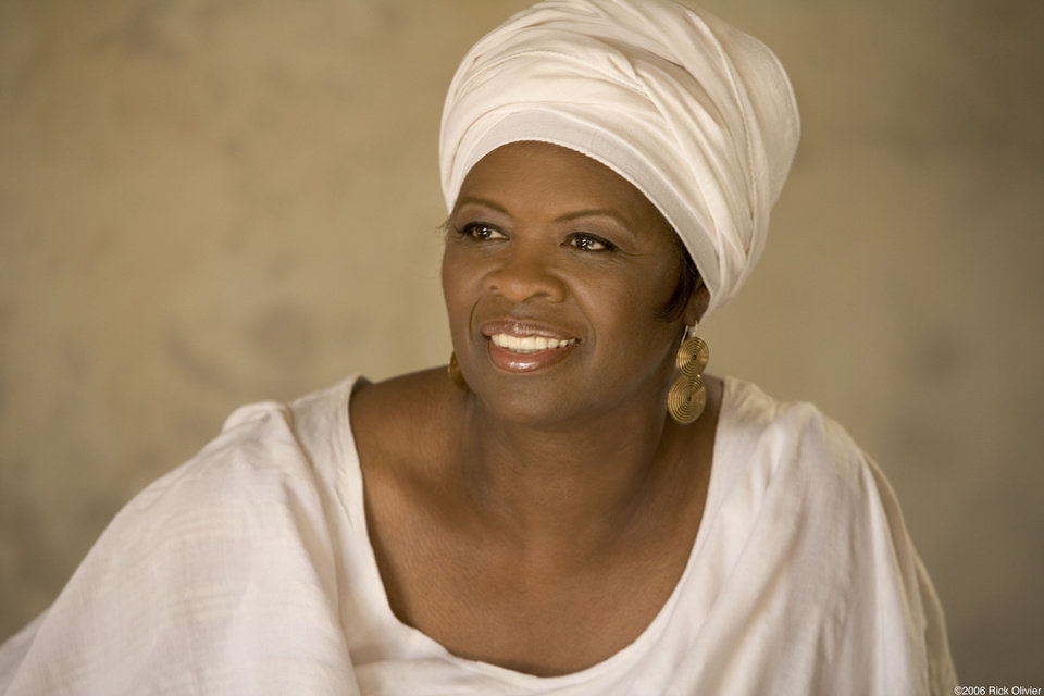 Photo - Irma Thomas first achieved prominence with a string of 1960s hits such as