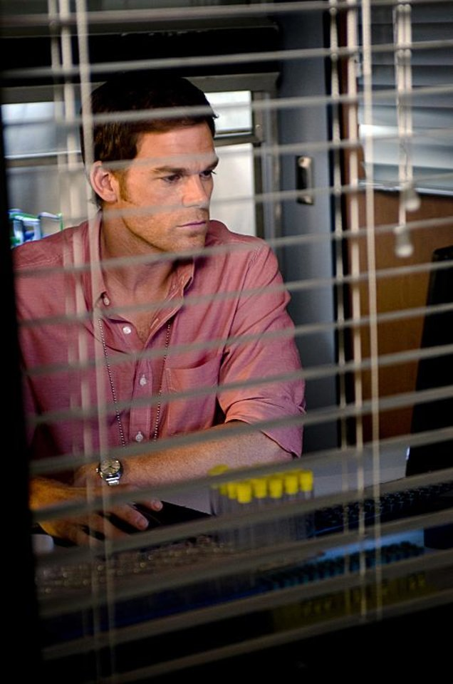 Michael C. Hall as Dexter Morgan (Season 7, episode 7) - Photo: Randy Tepper/Showtime - Photo ID: dexter_707_0359