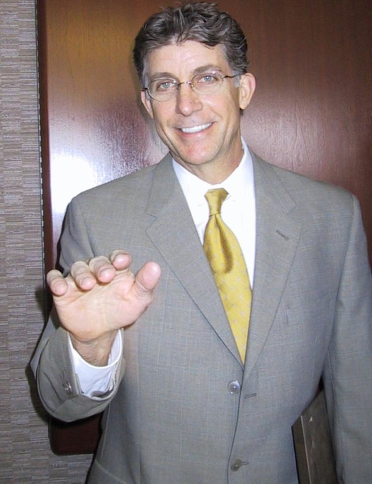 Photo - Tom Kivisto, president and chief executive officer of SemGroup LP, Tulsa