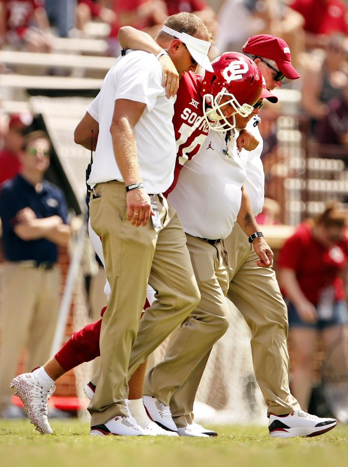 lincoln riley says austin kendall should be back  u0026quot pretty shortly u0026quot