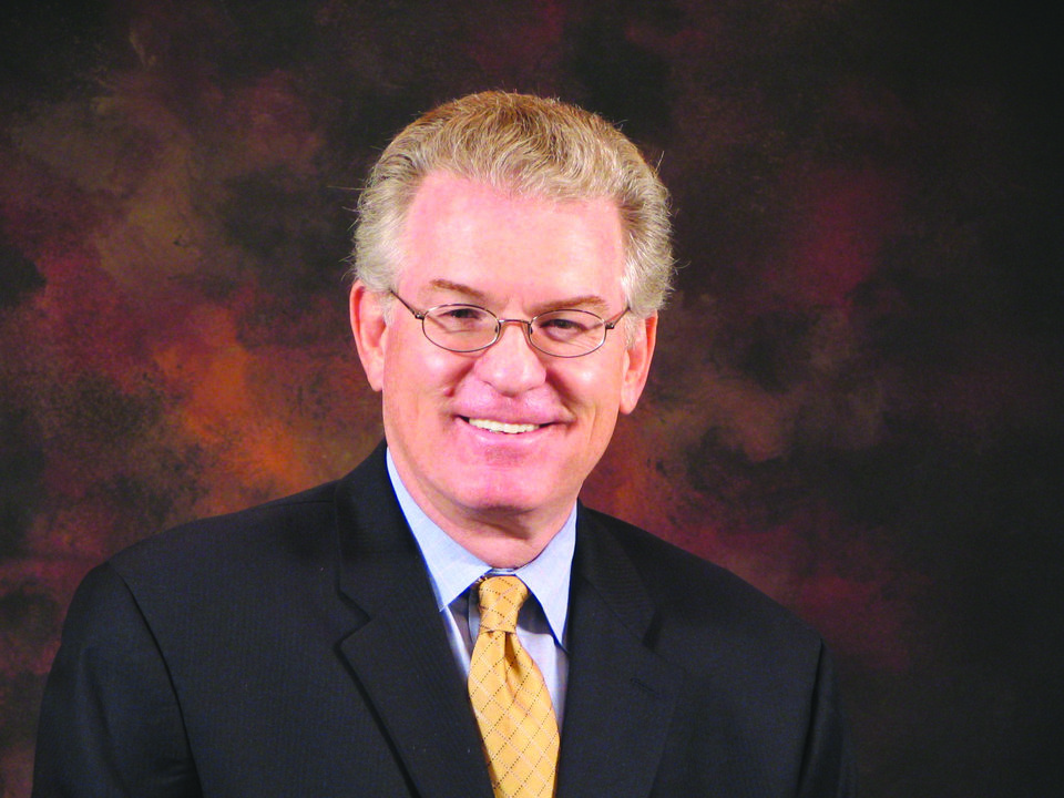 The Rev. Anthony Jordan, executive director-treasurer of the Baptist General Convention of Oklahoma. Photo provided <strong></strong>