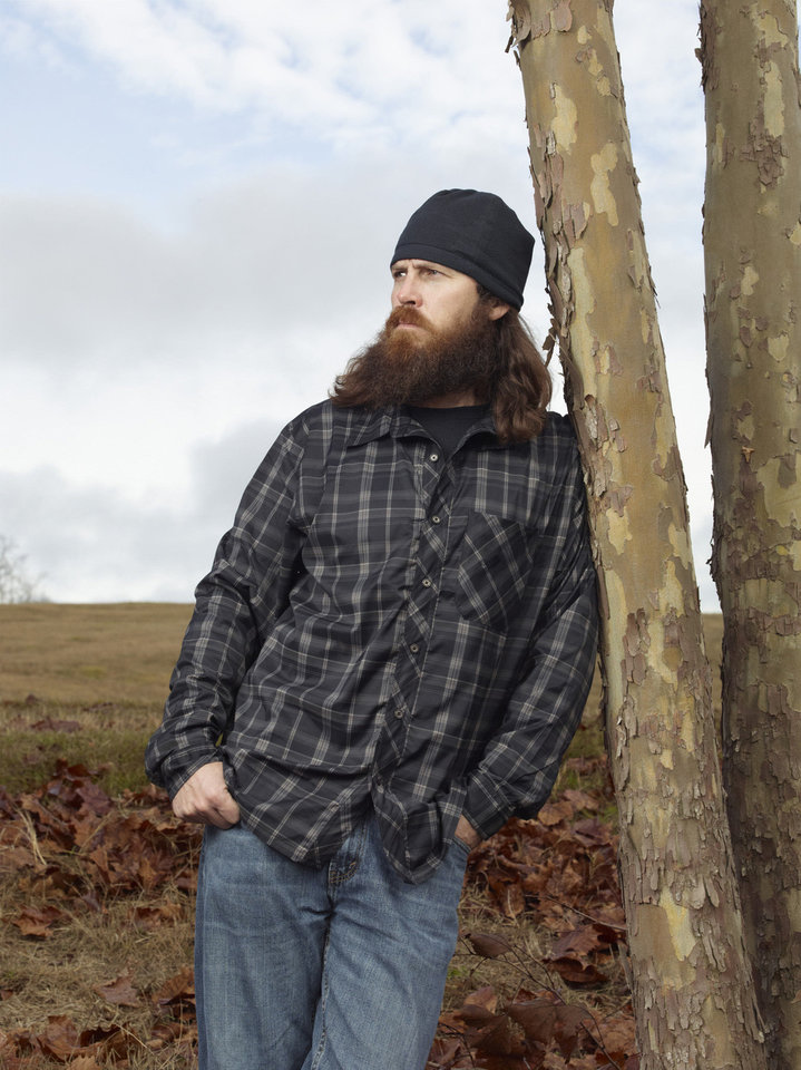 Jase Robertson, star of �Duck Dynasty,� will speak at a Piedmont schools� DUCK Week event at 7 p.m. March 10 at Yukon High School. Photo Provided