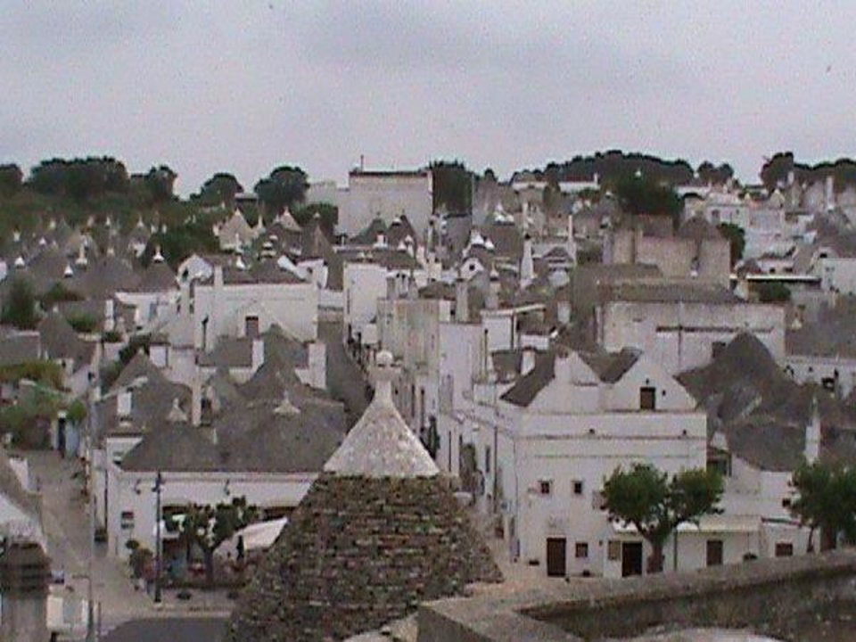 Photo - Alberobello in southeastern Italy is known for its