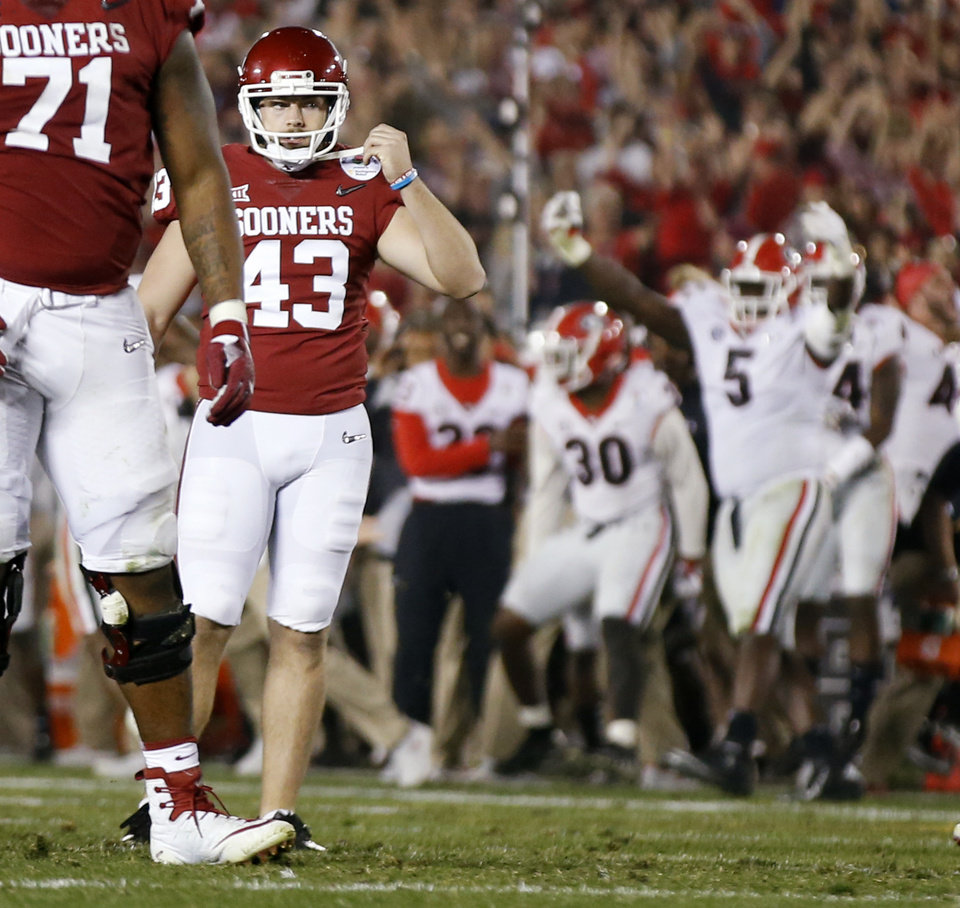 OU vs. Georgia: Rose Bowl by the Numbers