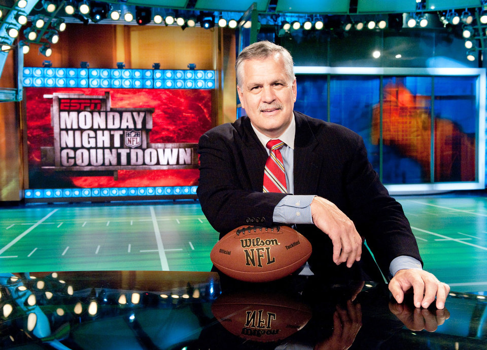 ESPN�s Matt Millen will be the analyst for both the Insight and Fiesta bowls. He�s already called two OU games and two OSU games this season.  PHOTO PROVIDED BY ESPN