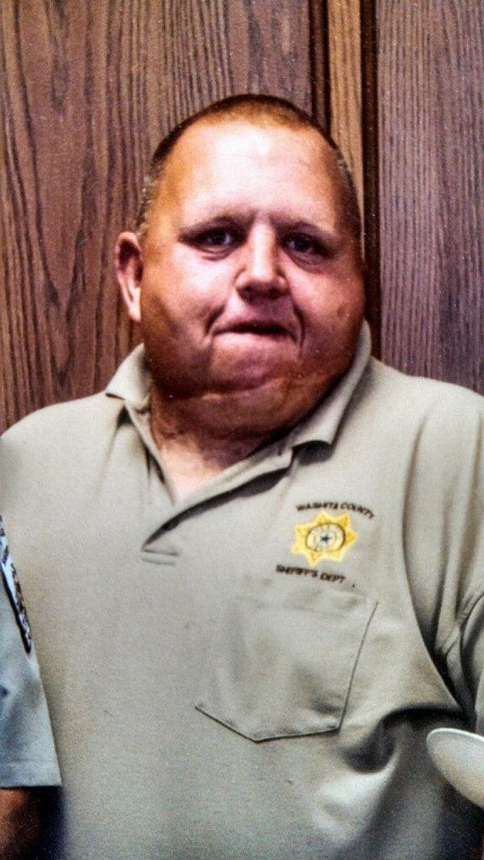 Photo - Washita County Undersheriff Brian Beck